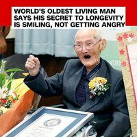 پیرترین فرد جهان چه کسی است؟