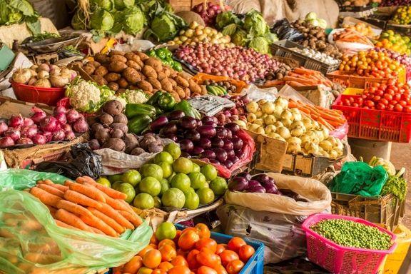 افزایش قیمت سیب زمینی، لوبیا سبز و موز