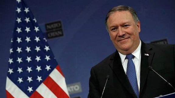 پامپئو: هرگونه حمله به سفارت آمریکا در بغداد را بیپاسخ نمیگذاریم