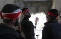 مانکنهایی برای فریب داعش +تصاویر