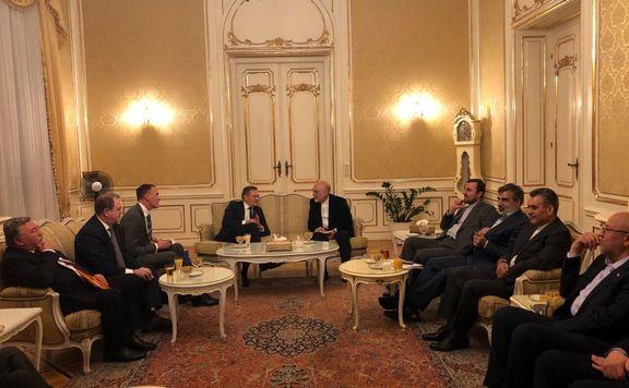 ایران و روسیه درباره توسعه همکاریهای اتمی تبادل نظر کردند