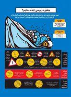 چطور در بهمن زنده بمانیم؟ +اینفوگرافیک