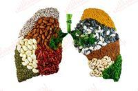 ۹ ماده غذایی مفید برای ریه ها