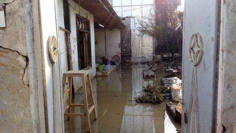 رنج مردم پس از سیل مازندران به روایت تصویر