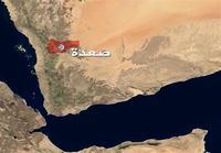 حمله موشکی عربستان به صعده