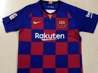 دلیل عجیب انتخاب رنگ آبی اناری برای تیم بارسلونا