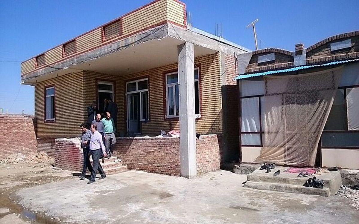 امسال ۱۱۰هزار واحد مسکن روستایی در کشور احداث میشود