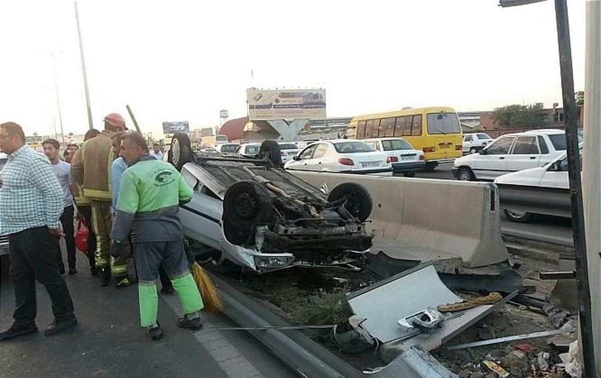 مقصر اصلی تصادفات رانندگی مشخص شد