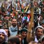 حضور طالبان در خیابان های کابل + فیلم