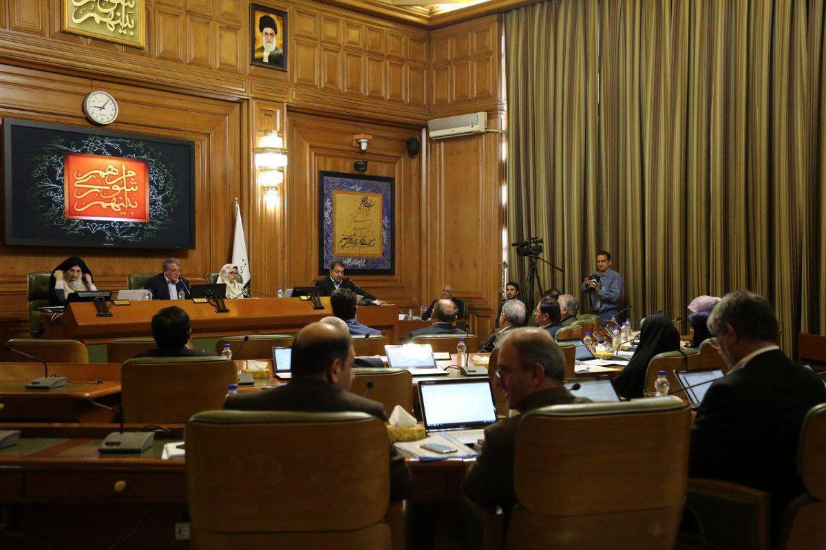 لایحه بودجه سال۹۷ شهرداری تهران یکشنبه به شورای شهر تقدیم میشود