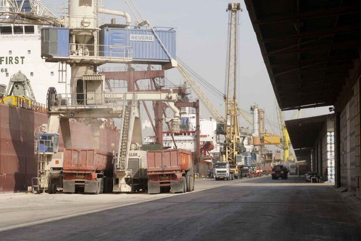 واردات غلات افزایش یافت