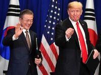 ترامپ با پرونده کرهشمالی به کرهجنوبی میرود