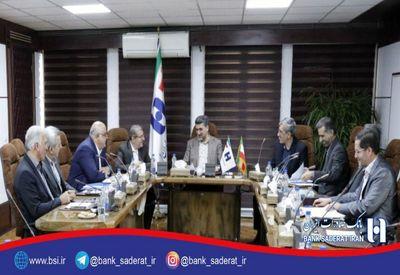 دومین نشست دکتر حجت اله صیدی با پیشکسوتان بانک صادرات ایران برگزار شد