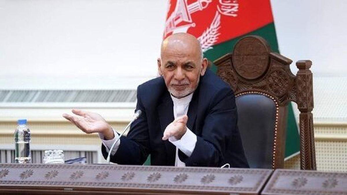 درخواست کمک رییس جمهور افغانستان با نزدیک شدن طالبان به پایتخت