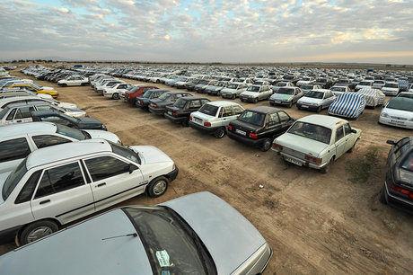 پر شدن ۷۰درصد پارکینگ مهران