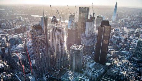 لندن را از این زوایه ببینید!