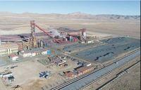 ثبت رکورد روزانۀ تولید در واحد احیا مستقیم فولاد سفیددشت