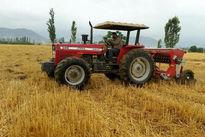 اسامی دریافت کنندگان ماشین آلات کشاورزی موجود است