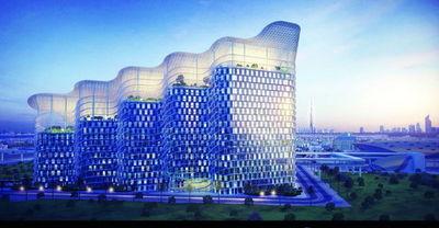 احداث بزرگترین و هوشمندترین برج جهان در دوبی