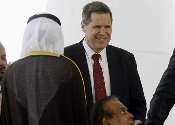 سفیر آمریکا مدعی تلاش برای حل بحران میان واشنگتن و تهران شد
