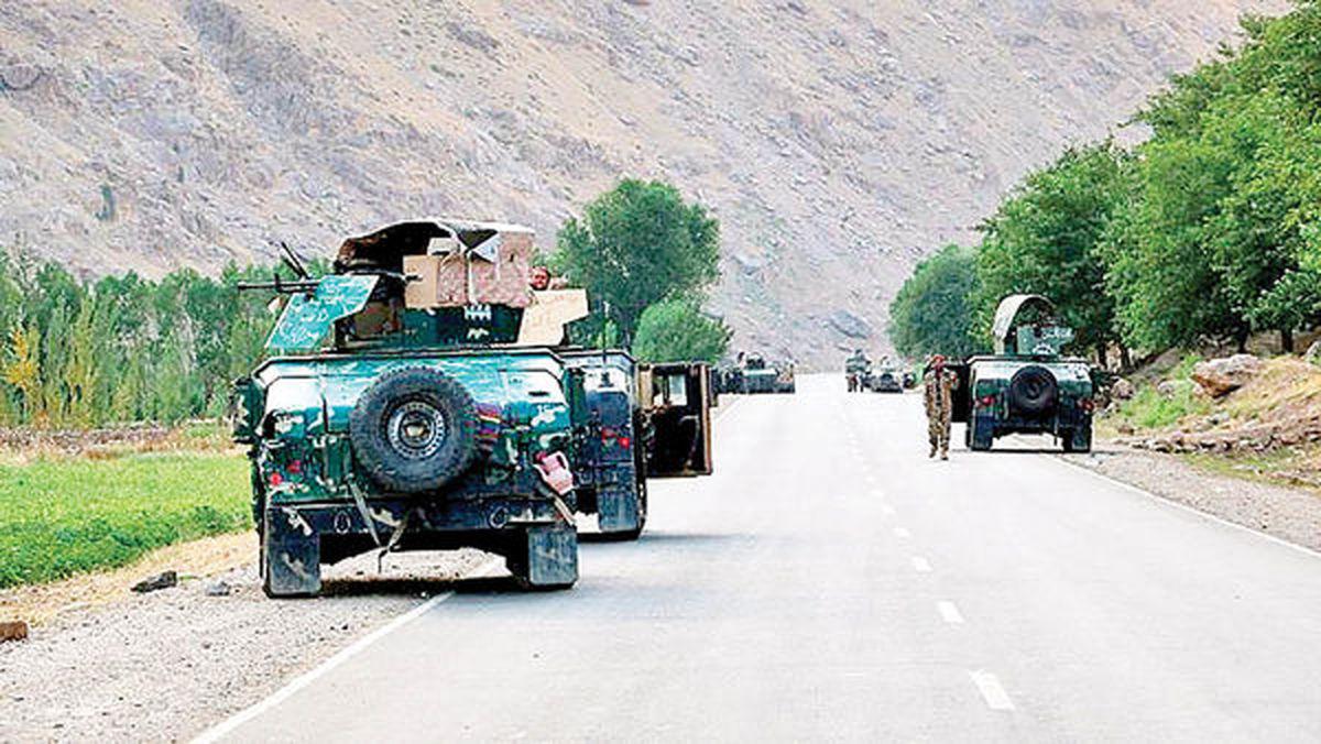 پنج ضلعی فروپاشی افغانستان