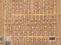 هواپیماهای بازنشسته کالیفرنیا +عکس