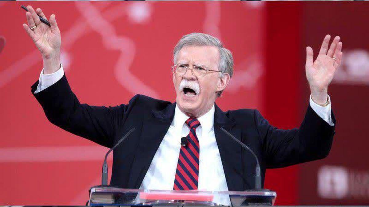 بولتون: آزمایش موشکی در کره شمالی، ترامپ را دلسرد میکند