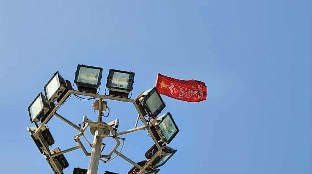ماجرای نصب پرچم چین در قشم چه بود؟