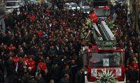7مهر؛ روز آتش نشانی و ایمنی +عکس