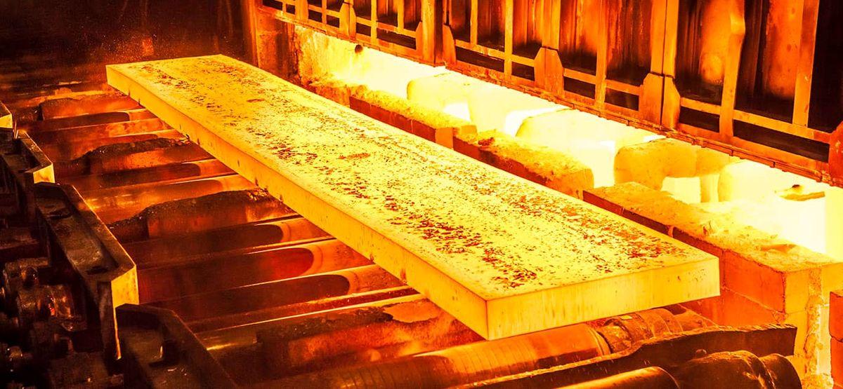 افزایش ۸درصدی مصرف محصولات فولادی در کشور