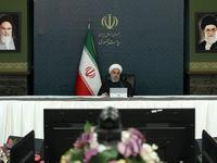 دولتمردان در جلسه ستاد ملی مقابله با بیماری کرونا +عکس