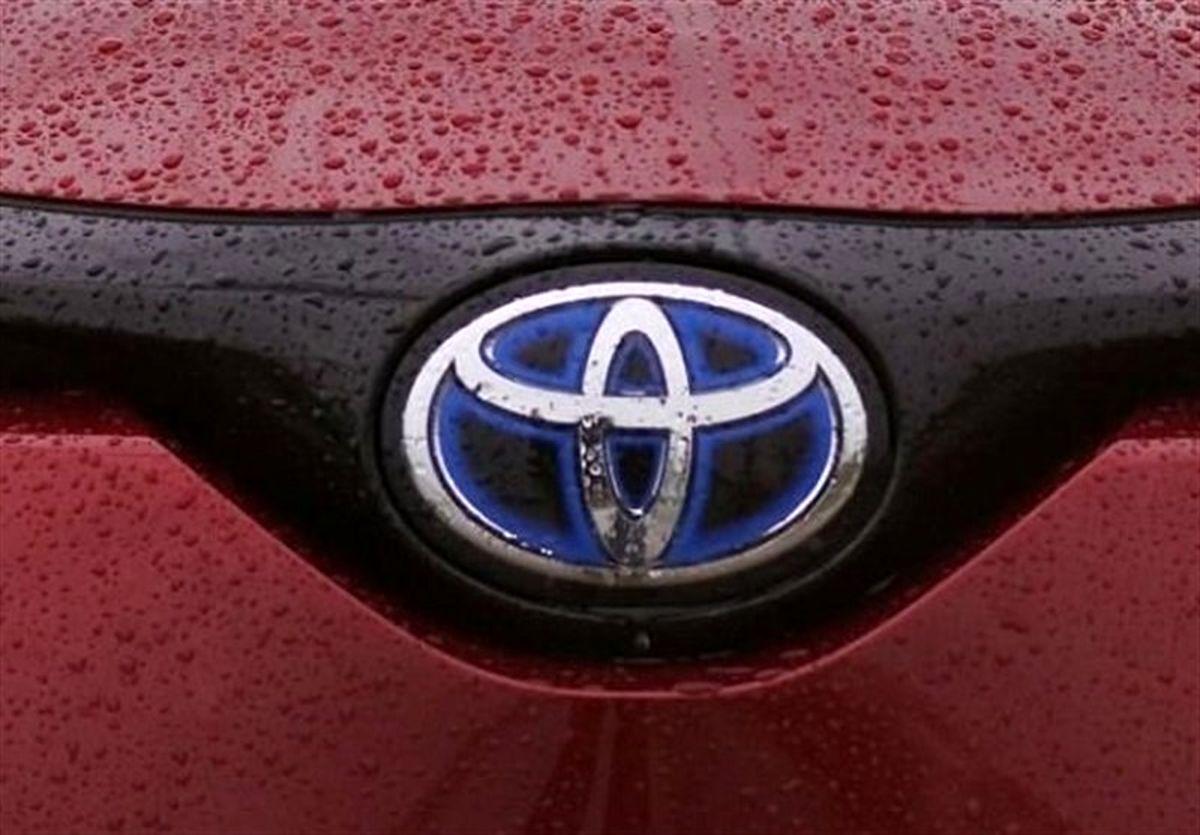 رکوردزنی تویوتا در فروش خودرو