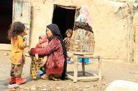 افزایش نرخ فقر در افغانستان به ۵۵درصد