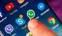 محبوبترین اپلیکیشنهای پیام رسان موبایلی جهان