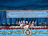 روحانی: حرکت ارتش در چارچوب منافع ملی است