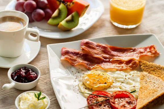 فواید صبحانه خوردن