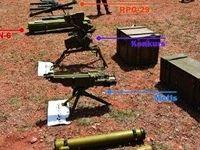 کشف موشکهای ارسالی قطر برای تروریستها در سوریه