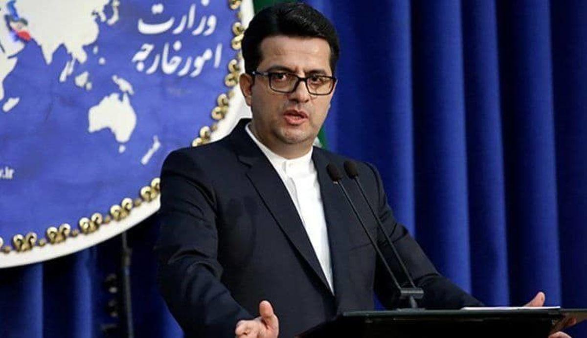 واکنش سخنگوی وزارت خارجه به اظهارات مداخله جویانه وزیر خارجه فرانسه