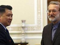 لاریجانی: هدف آمریکا از مذاکره خلع سلاح کرهشمالی است