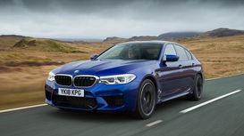 جدیدترین تیزر تبلیغاتى BMW_M5 +فیلم
