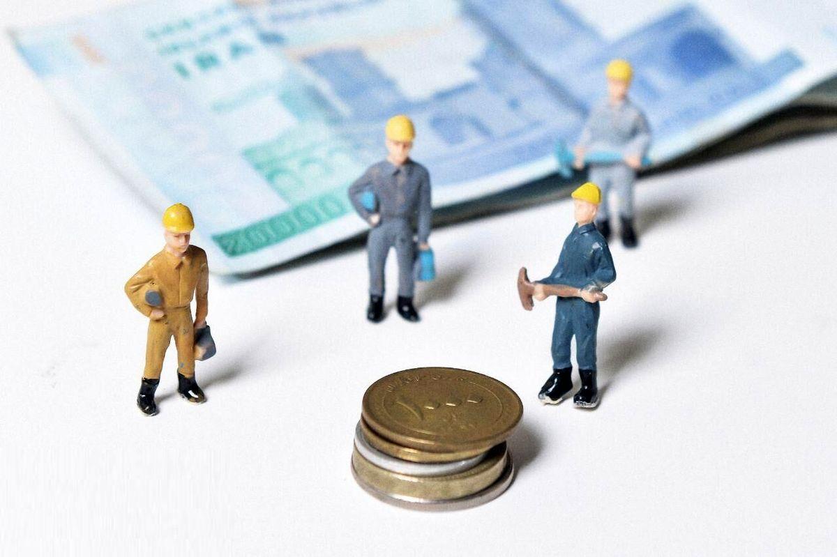مشکلات کارگران در تأمین معاش