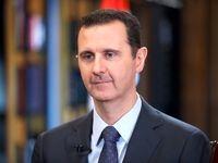 بشار اسد: ملت سوریه سردار سلیمانی را فراموش نخواهد کرد