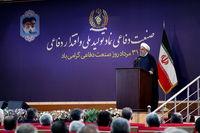 روحانی: ما ملت مسالمت هستیم/ قدرت نظامی به معنای جنگطلبی نیست