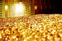 افزایش دو برابری داراییهای صندوقهای مبادلهای طلا/ افزایش بیش از ۲۰۰دلاری طلا در ۶ماهه ۲۰۲۰