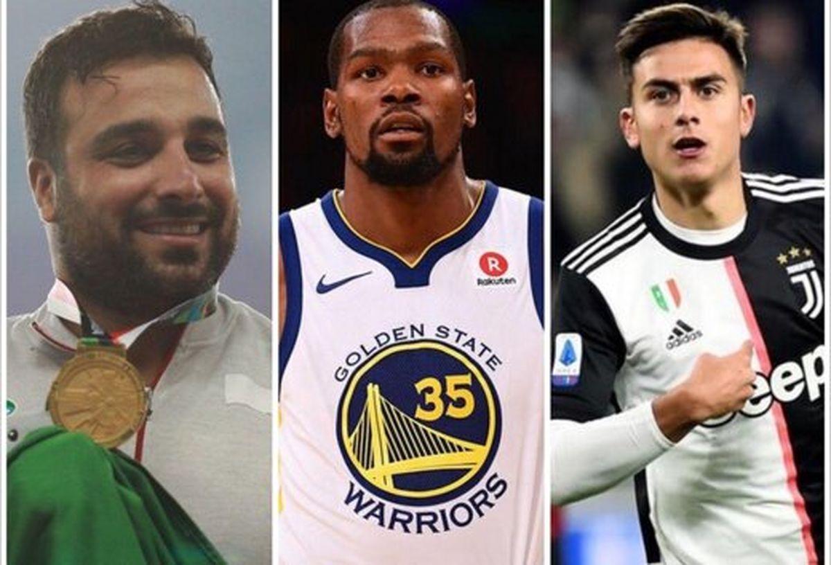 کدام چهرههای ورزشی کرونا گرفتند؟ +عکس