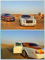 رولزرویس از چوپان اماراتی شکایت کرد! +عکس