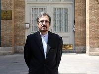 بهرام قاسمی سفیر ایران در پاریس شد