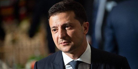 واکنش تند رئیس جمهور اوکراین به تئوریهای سقوط هواپیما