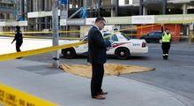 حمله تروریستی در  محله ایرانینشین تورنتو +تصاویر