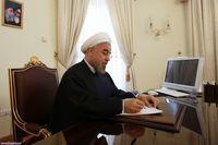 پیام تسلیت روحانی به رئیس جمهور روسیه درپی سانحه سقوط هواپیما
